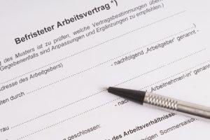Arbeitsverträge Potsdam - Rechtsanwältin Martina Scholz